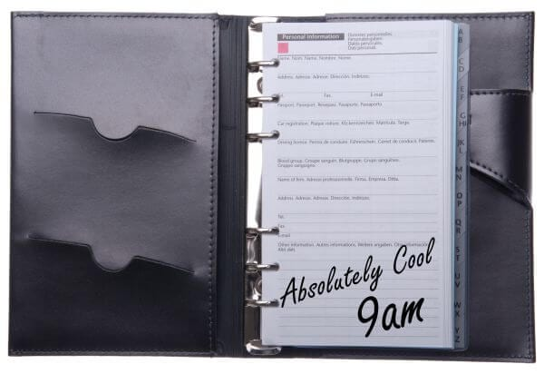 Appointment book - Air Conditioning repair, replacement and installation