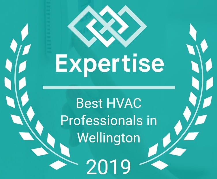 Expertise Award | Emergency Air Conditioning Duct Work Company near Wellington
