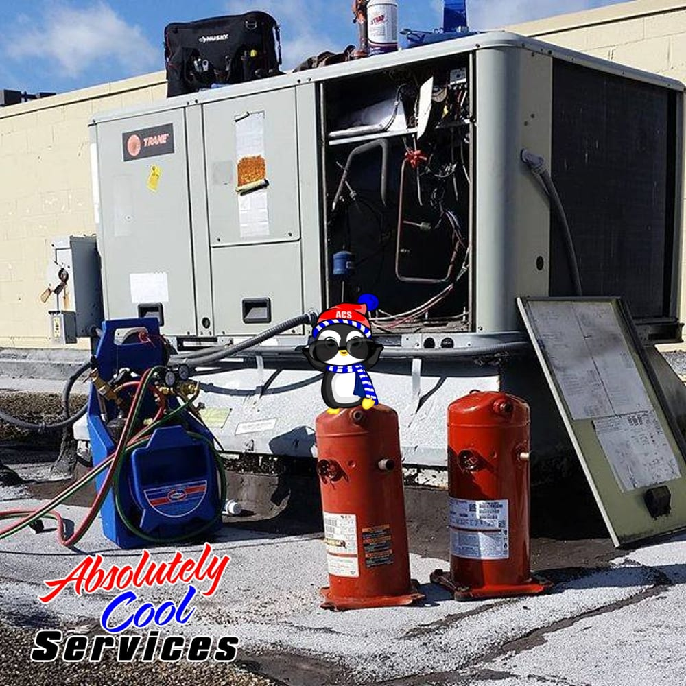 Commercial Air Conditionor | HVAC Diagnosis Service near Wellington